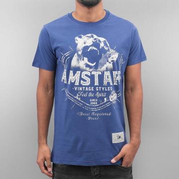 Amstaff t-shirt Neres blauw
