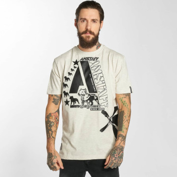 Amstaff t-shirt Elros grijs