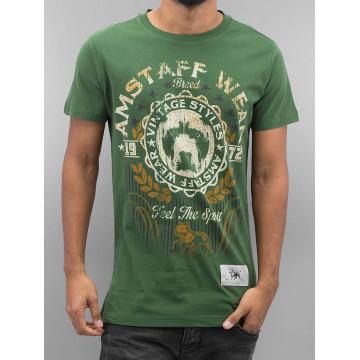 Amstaff t-shirt Malex groen