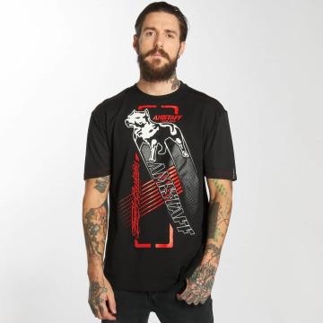 Amstaff T-Shirt Yeller schwarz