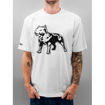 Amstaff T-Shirt Logo white