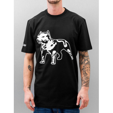 Amstaff T-shirts Logo sort
