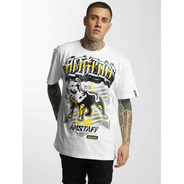Amstaff T-Shirty Tylos bialy