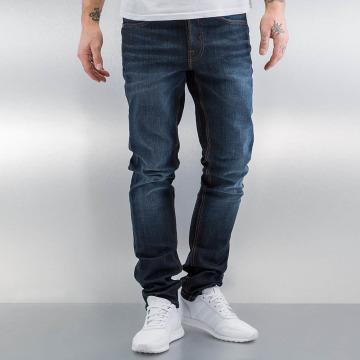 Amsterdenim Jeans straight fit Mar blu