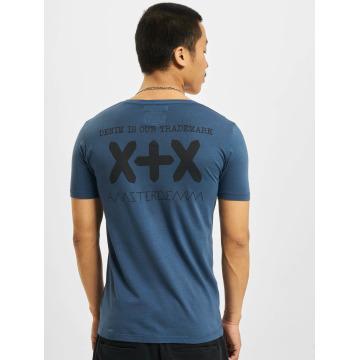 Amsterdenim T-shirt Vin blu
