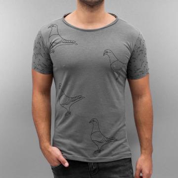 Amsterdenim T-Shirt Henk grau