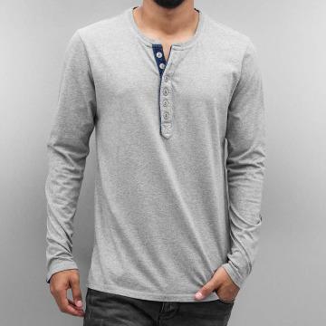 Amsterdenim T-Shirt manches longues Hendriku gris