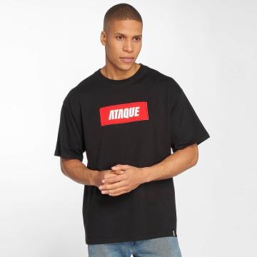 Ataque Camiseta Mataro negro