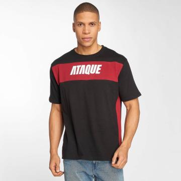 Ataque Camiseta Getxo negro