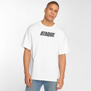 Ataque T-shirt Leon bianco