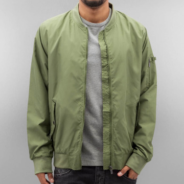 Authentic Style Куртка-бомбардир Thin оливковый