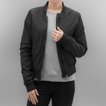 Authentic Style Куртка-бомбардир Sublevel черный