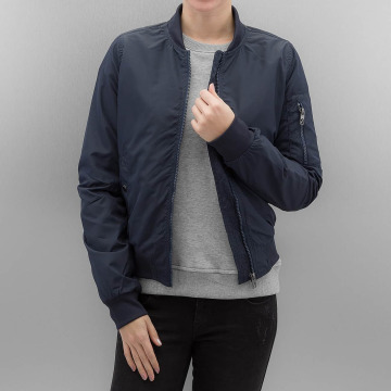 Authentic Style Bomber jacket Sublevel blue