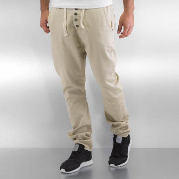 Authentic Style joggingbroek Jogg beige