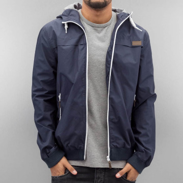 Authentic Style Lightweight Jacket Sublevel Basic blue