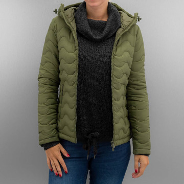 Authentic Style Manteau hiver Oona olive