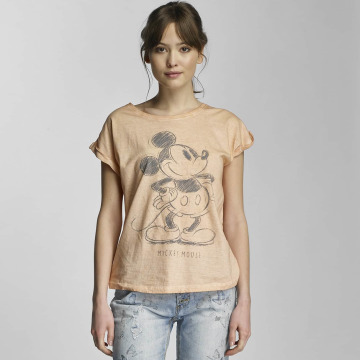 Authentic Style T-paidat Mickey oranssi