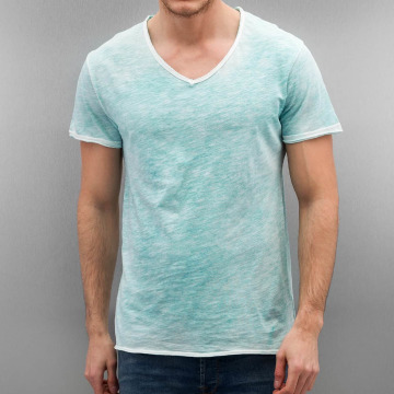 Authentic Style T-Shirt Sublevel Basic bleu