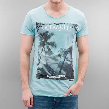 Authentic Style T-shirt Oceancity turkos