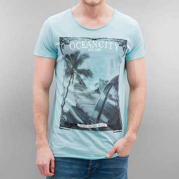 Authentic Style t-shirt Oceancity turquois