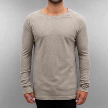 Authentic Style Tričká dlhý rukáv Raglan šedá