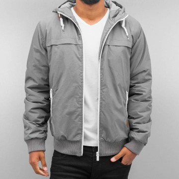 Authentic Style Winter Jacket Curt grey