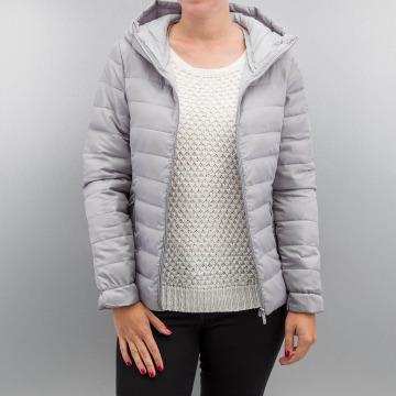 Authentic Style Winterjacke Puffed grau