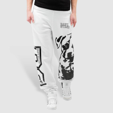 Babystaff Pantalone ginnico Puppy bianco