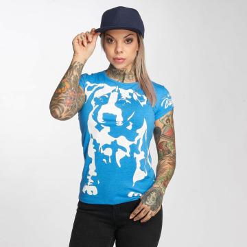Babystaff t-shirt Nukop blauw