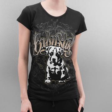 Babystaff T-skjorter Daxima svart