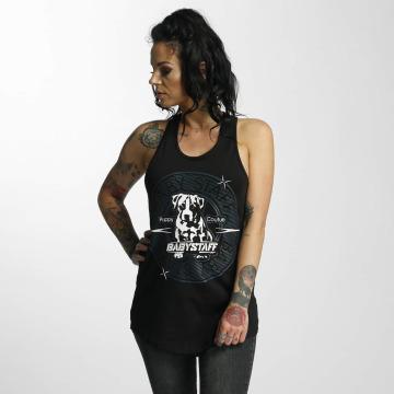 Babystaff Tank Tops Trea black