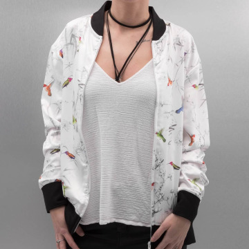 Bangastic Университетская куртка Humming Bird белый