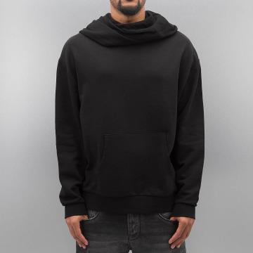Bangastic Bluzy z kapturem Monabiker Oversize czarny