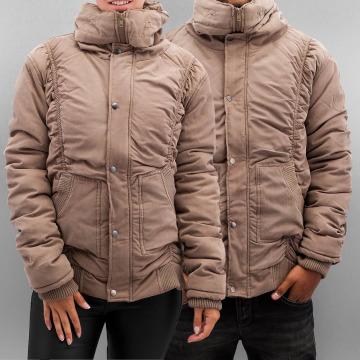 Bangastic Chaqueta de invierno Soft marrón