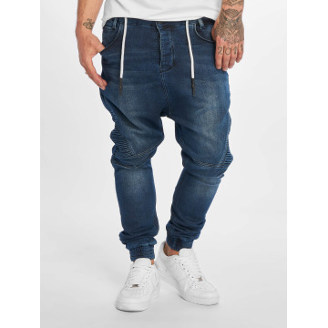 Bangastic Jean carotte antifit Sweat Anti Fit bleu