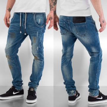 Bangastic Jeans slim fit Mamoru II blu