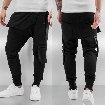 Bangastic joggingbroek New Pocket zwart