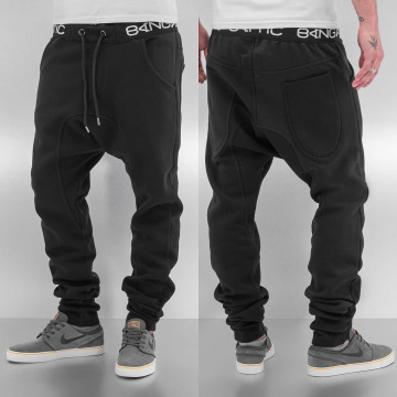 Bangastic Jogginghose Anti Fit schwarz