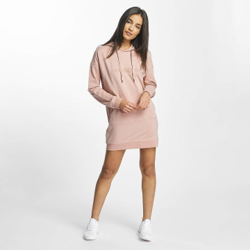 Bangastic jurk Hoodydress rose