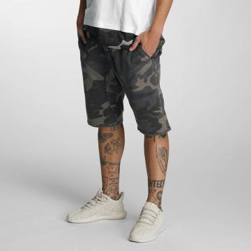 Bangastic Pantalón cortos Army camuflaje