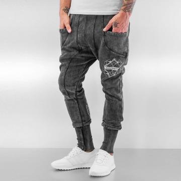 Bangastic Pantalón deportivo Birds gris