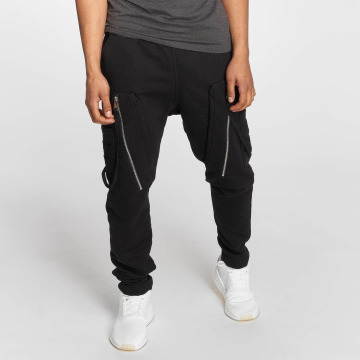 Bangastic Pantalón deportivo Hardstyle negro