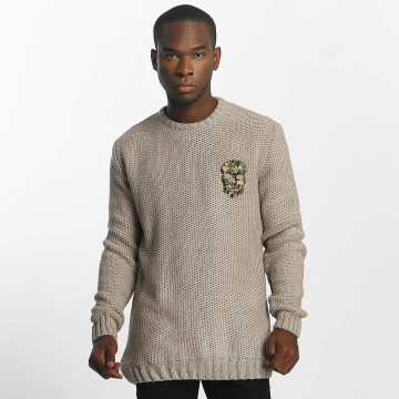 Bangastic Pullover KnitKnot beige