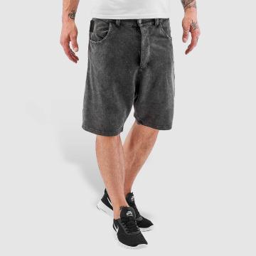 Bangastic Shorts Crocodile grau