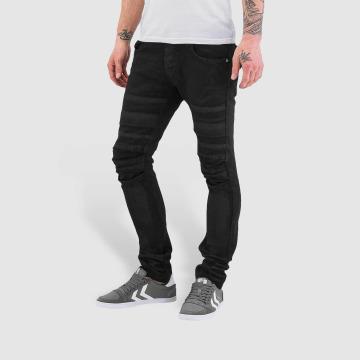 Bangastic Skinny Jeans Printed black