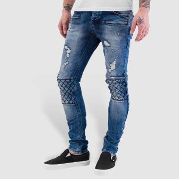 Bangastic Skinny Jeans Diamond blau