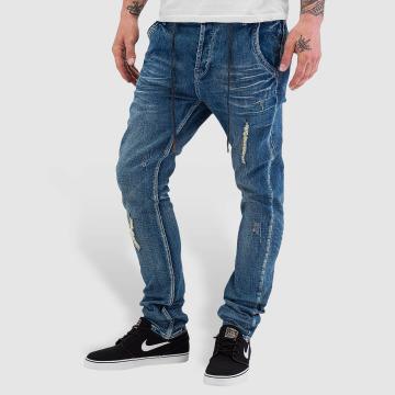 Bangastic Skinny Jeans Mamoru blau