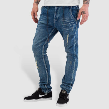 Bangastic Skinny jeans Mamoru blauw