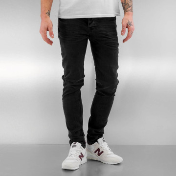 Bangastic Slim Fit Jeans Theodor black