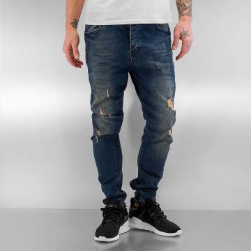 Bangastic Slim Fit Jeans Kurt modrý